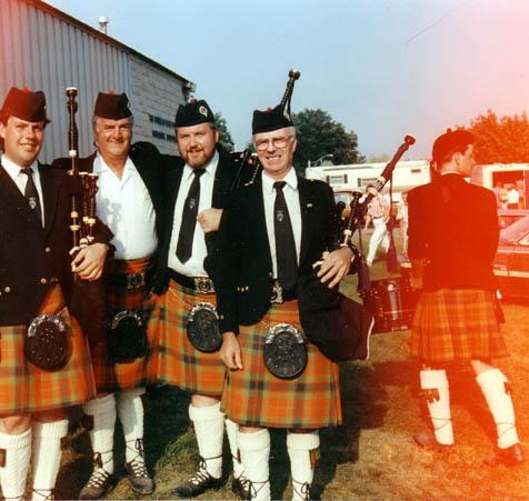 Maxville, 1987.  Grey, Allen, Walsh, Anderson