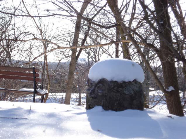 Dundas, Ontario - December 31, 2008, 1345 h EDT