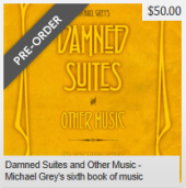 Pre-Order Damned Music right now!