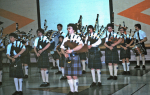 Downsview Junior Pipe Band