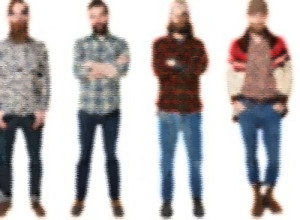 Male Hipsters