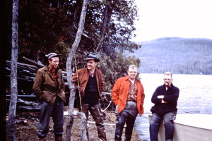 Lake Massawippi, 1955