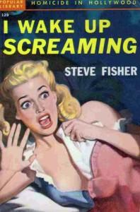 i wake up screaming pulp fiction